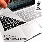 SEGGO Silicone Keyboard Protector Skin For Laptop 15.6