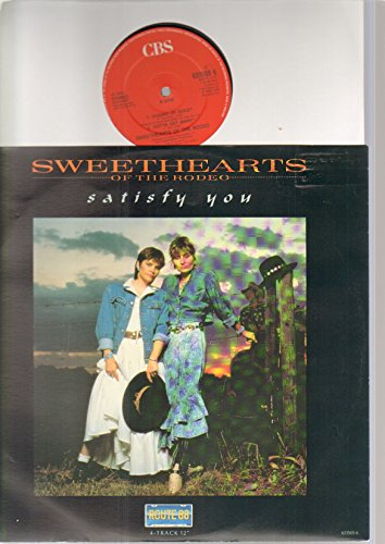 SWEETHEARTS OF THE RODEO - SATISY YOU - 12 inch (Sweetheart Stamp)