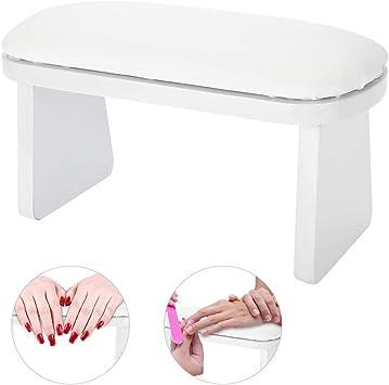 Soporte para brazos-Nail Art Leather Manicure Resto de las manos ...