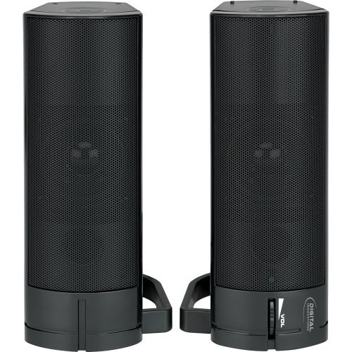 Brand New Digital Innovations, Llc - Digital Innovations Acoustix 4330200 2.0 Speaker System - 3 W Rms - 200 Hz - 15 Khz ''Product Category: Speakers/Multimedia Speakers''