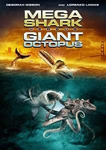 NEW Mega Shark Vs. Giant Octopus (DVD)