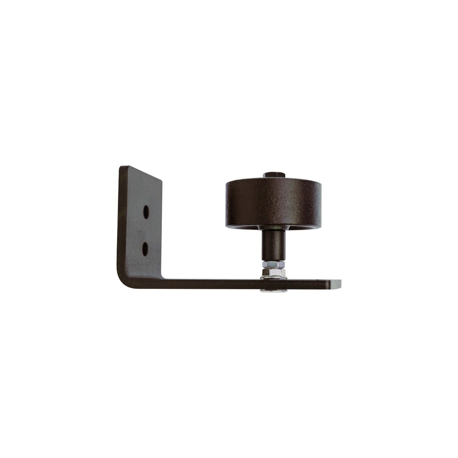 Powder Coated Bottom Guide Stay Roller for Barn Door Hardware Oil Rubbed Bronze
