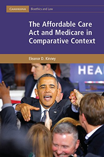 Download The Affordable Care Act and Medicare in Comparative Context (Cambridge Bioethics and Law) Pdf