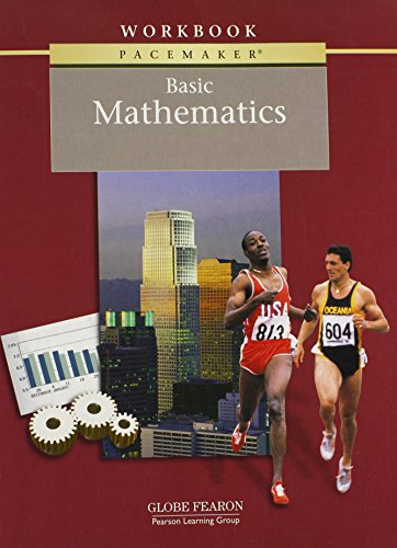 Used, Pacemaker Basic Mathematics Workbook for sale  Delivered anywhere in Canada
