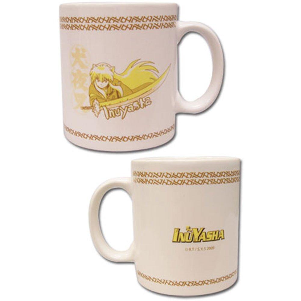inuyasha taza ceramica