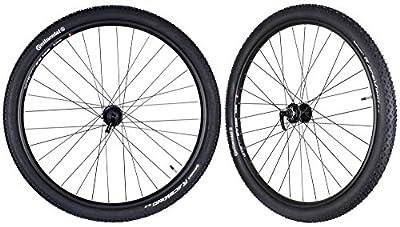 "CyclingDeal WTB STP i25 Tubeless Ready Mountain Bike Bicycle Novatec Hubs Tires Wheelset 11s 29"" QR"