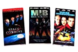 Sci-fi Video Collection (3pk): Space Cowboys; Men In Black; Wing Commander