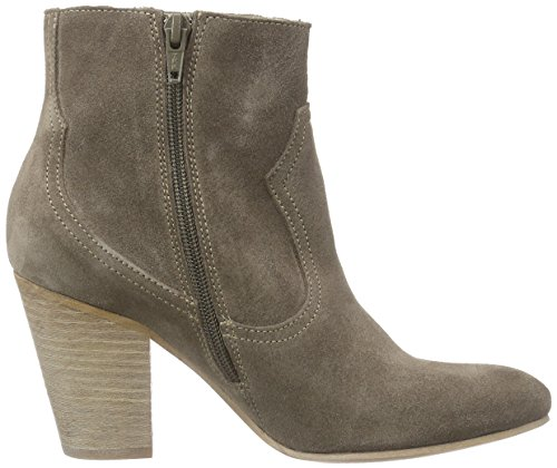 Sofie Schnoor Suede Boot - Botines Mujer Taupe