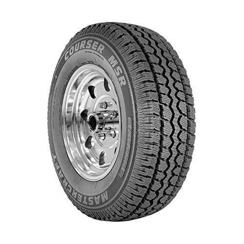 Mastercraft Courser MSR Winter Radial Tire - 265/75R16 116S by Mastercraft