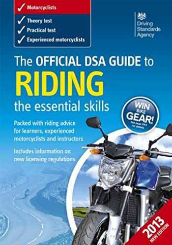 the official dsa guide to riding the essential skills driving rh amazon com Learner's Permit Test Driving History Guide Book