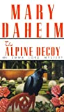 Front cover for the book The Alpine Decoy by Mary Daheim