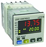 Love® Digital Timer/Tachometer/Counter, LCT216-110, Relay Output