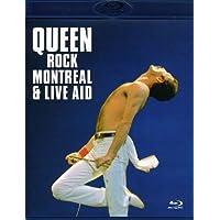 Rock Montreal + Live Aid [Reino Unido] [Blu-ray]