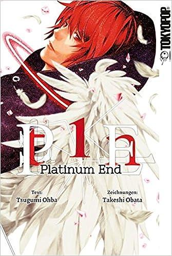 Platinum End 01 Amazonde Tsugumi Ohba Takeshi Obata Bucher