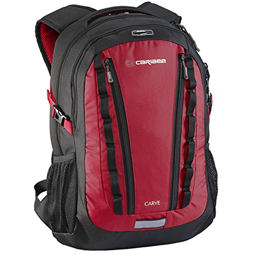 caribee-carve-30l-daypack-backpack-red-black