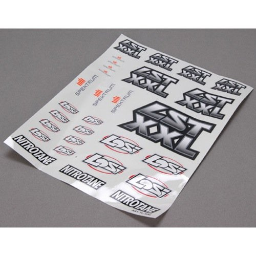 Logo Sticker Sheet - 4