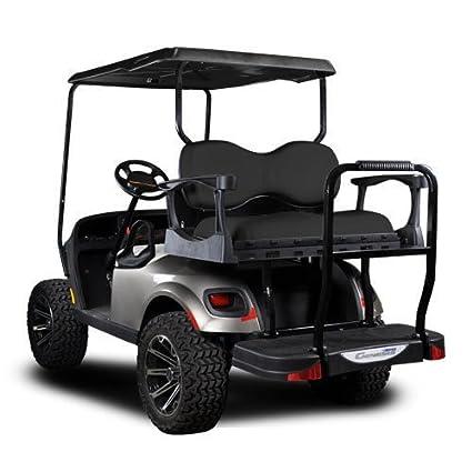 Amazon.com : MadJax Genesis 250 Steel Frame Golf Cart Seat Kit w ...