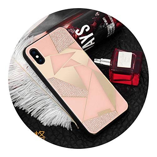 Used, iPhone X XS XR MAX 6 6S 7 8 Plus Geometric Plating for sale  Delivered anywhere in Canada