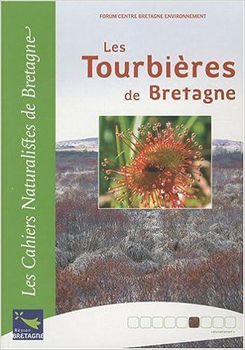 Livres Les tourbières de Bretagne pdf