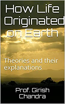 a description of where earths life originated from A current hypothesis on the origin of life:  had chemical characteristics inside  different from the environment outside  bacterial life on mars.
