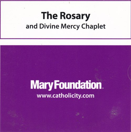 The Divine Mercy Chaplet (The Rosary and Divine Mercy Chaplet (Mary Foundation))
