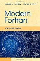 Modern Fortran: Style and Usage Front Cover