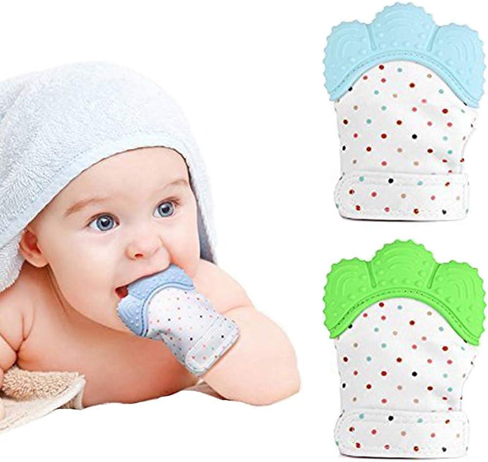 Lanchengjieneng Newborn Baby Baumwollhandschuhe No Scratch Mittens F/ür 0-6 Monate Jungen M/ädchen 5 Pairs