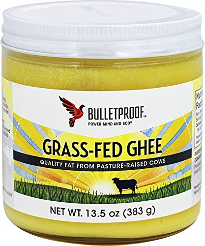 Bulletproof Grass Fed Ghee 13 5 Ounce product image