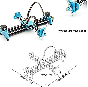 Juego de robot de Drawing Robot Writer XY Plotter para escribir a ...