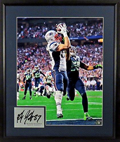 (New England Patriots Rob Gronkowski