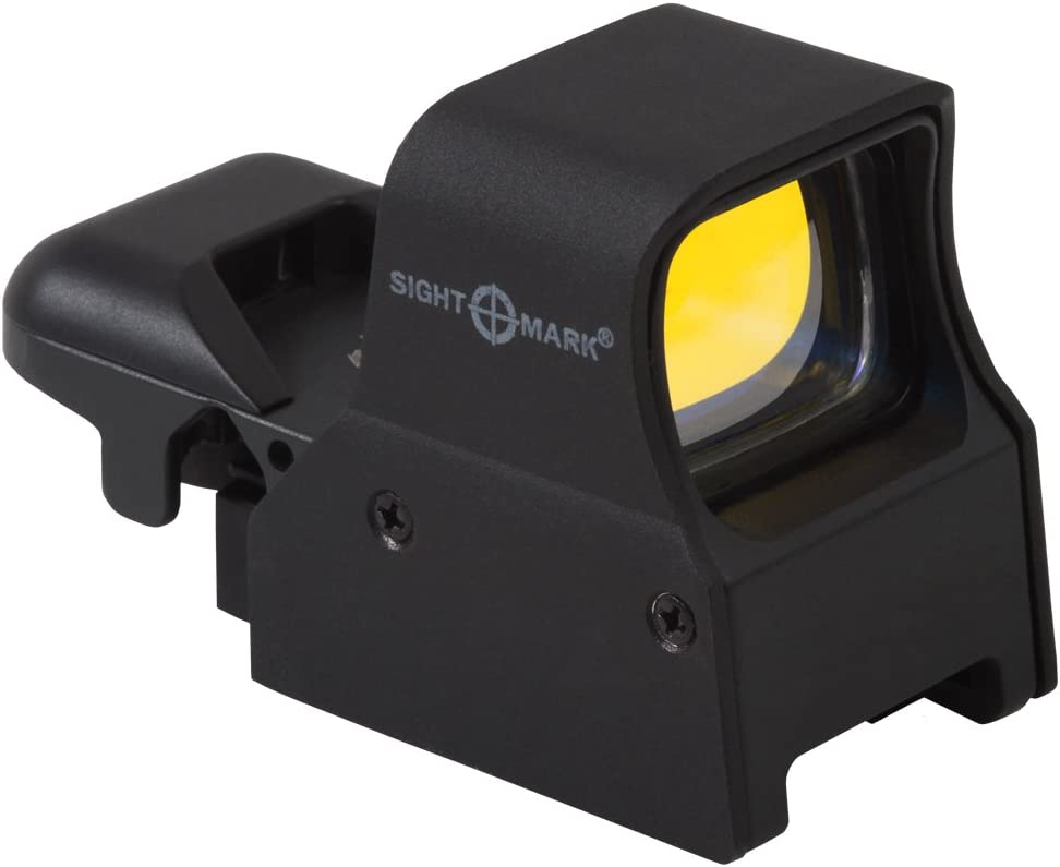 Sightmark Ultra Shot Pro Spec Sight Night Vision Quick Detach, Green Reticle