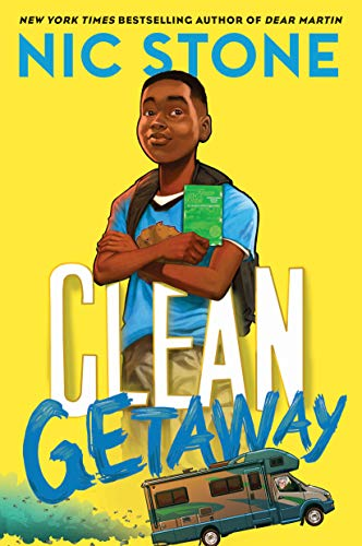 Clean Getaway by [Stone, Nic]