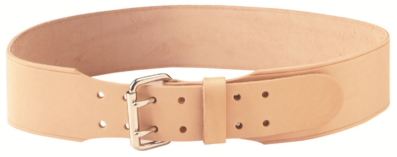 CLC Custom Leathercraft 962S Tapered Leather Work Belt, 2-3/4-Inch, Small
