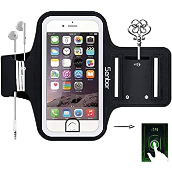 Amazon.com: Senbor Sports Armband, Sweatproof Running