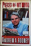 Pieces of My Mind, Andy Rooney, 0689114923