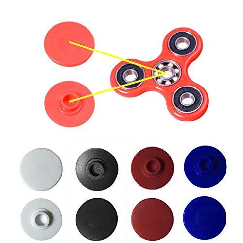 Wakeu-2Pcs-Caps-For-Spinner-Fidget-Toy-EDC-Hand-Finger-Spinner-Desk-Focus