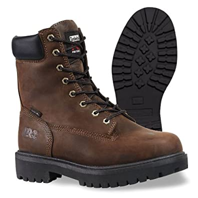 Timberland PRO Mens 26011 Direct Attach 8 Soft-Toe