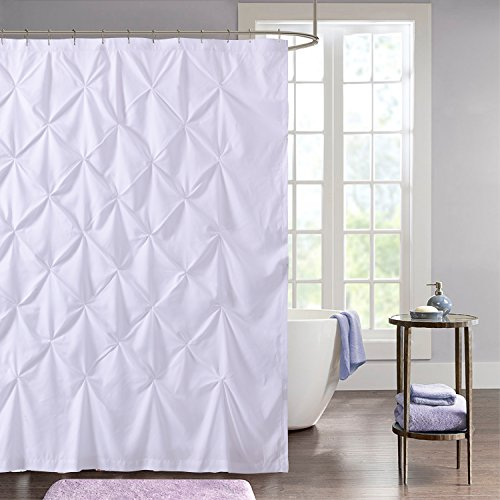 Sweet Home Collection Fabric Shower Curtain 70