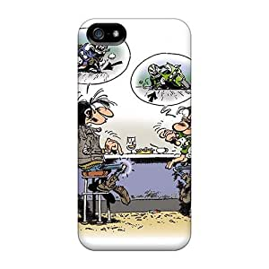 Fashion Tpu Case For Iphone 5/5s- Joe Bar Ouch Defender Case Cover