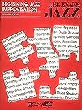 Beginning Jazz Improvisation Intermediate Level (Piano Music)
