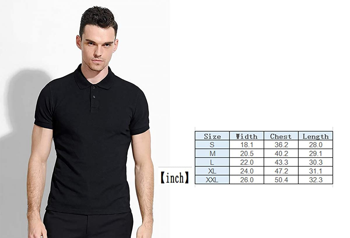 Nooleadel Premium Men/¡/¯s Polo Shirts/¨CFrank Zappa Mens Fit Short Sleeve T Shirt Men