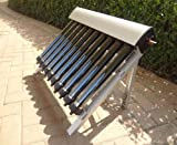 Solar Collector of Solar Hot Water Heater / with 10 Evacuated Tubes / Heat Pipe Vacuum Tubes, new