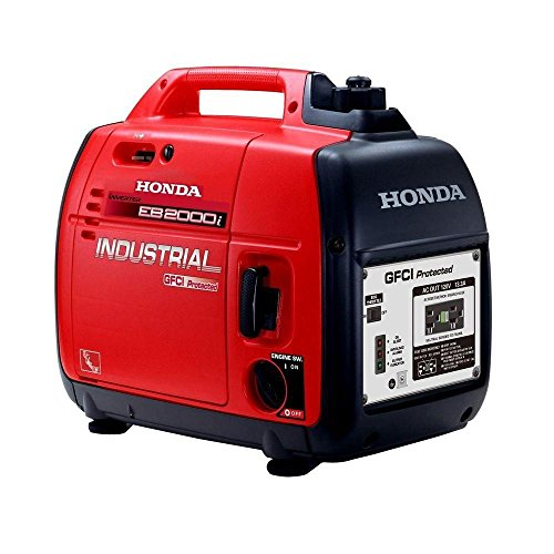 Honda Power Equipment EB2000IT1A 660010 2,000W Portable Generator, Steel