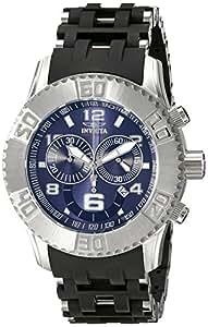Invicta Men's 15240 Sea Spider Analog Display Swiss Quartz Black Watch