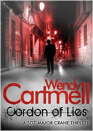book cover of Cordon of Lies