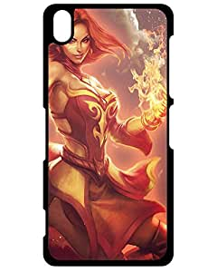 Final Cut Game Case's Shop Cheap 1932124ZA369114866Z3 High-quality Durable Protection Case For dota 2 Sony Xperia Z3 Phone case