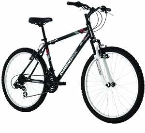 Diamondback Outlook Mountain Bike (26-Inch Wheels), Black, XX-Small/12-Inch