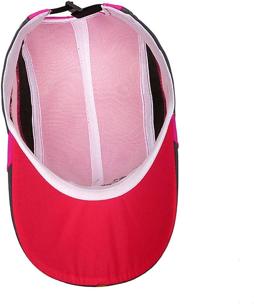 Tongling Caps Quick Dry Baseball Cap Adjustable Crooked Wide Brim Hat Sunshield Sport Cap Baseball Caps