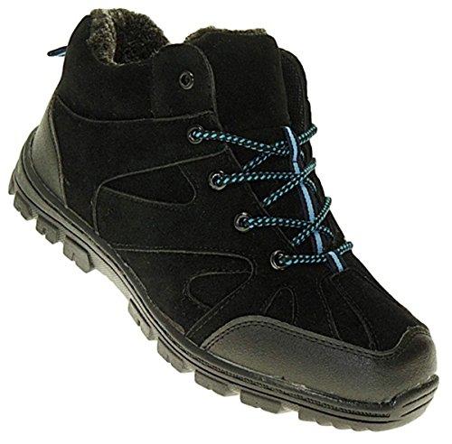 Art Herren Herrenstiefel Winterstiefel Boots Winterschuhe Stiefel 126 Outdoor qcgRq4Sy6f