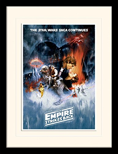 1art1 Star Wars - Episodio V, El Imperio Contraataca, Cartel ...